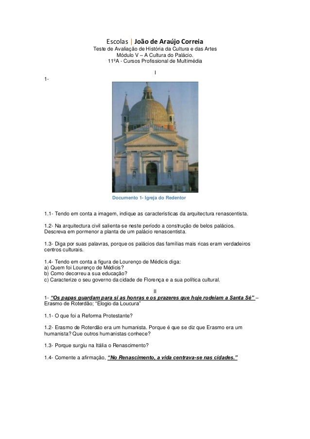 """Teste de HCA """" A cultura do Palácio"""""""