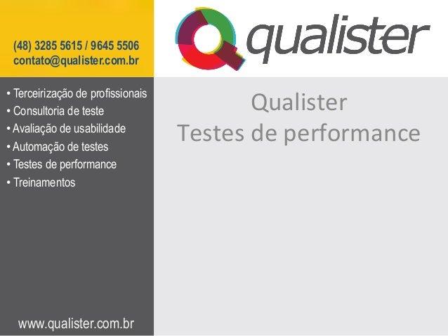 Teste performance carga stress jmeter