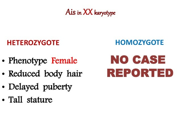 Androgen Insensitivity Syndrome - Complete, Partial ...