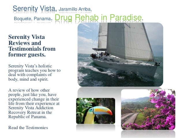 Serenity Vista, Reviews, Testimonials, Feedback, Drug Rehab in Paradise