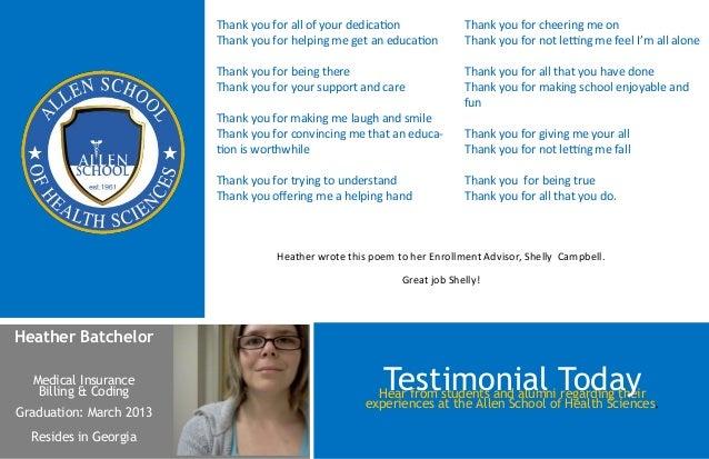 Testimonial Heather Batchelor - MIBC