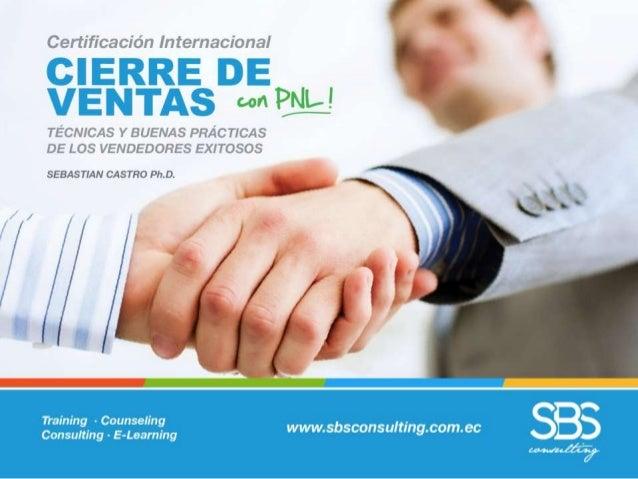 Testimonios de Ex-Alumnos (CUENCA) Certificación Internacional Cierre de Ventas con PNL