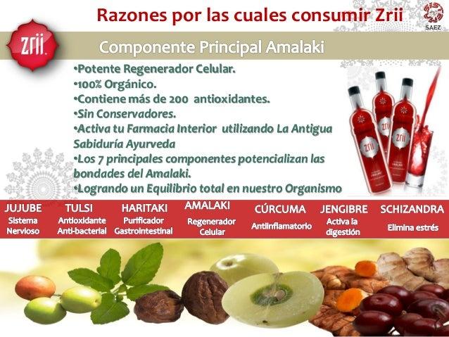 •Potente Regenerador Celular. •100% Orgánico. •Contiene más de 200 antioxidantes. •Sin Conservadores. •Activa tu Farmacia ...