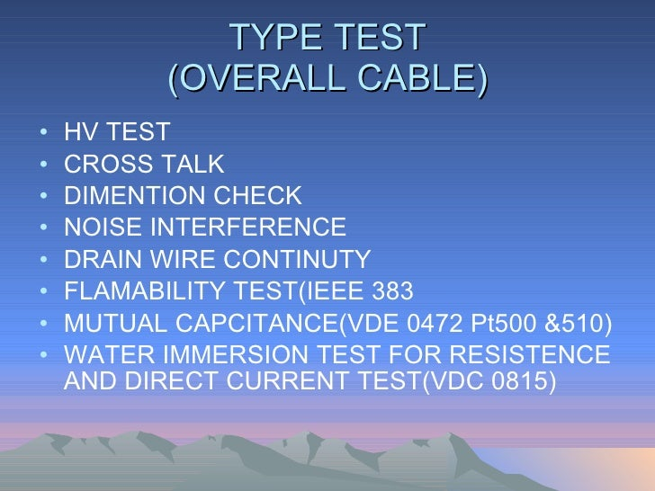 cable testing essay Grounding for screened and shielded network cabling download pdf by carrie higbie f/utp cables screen or the s/ftp shield is terminated by the outlet.