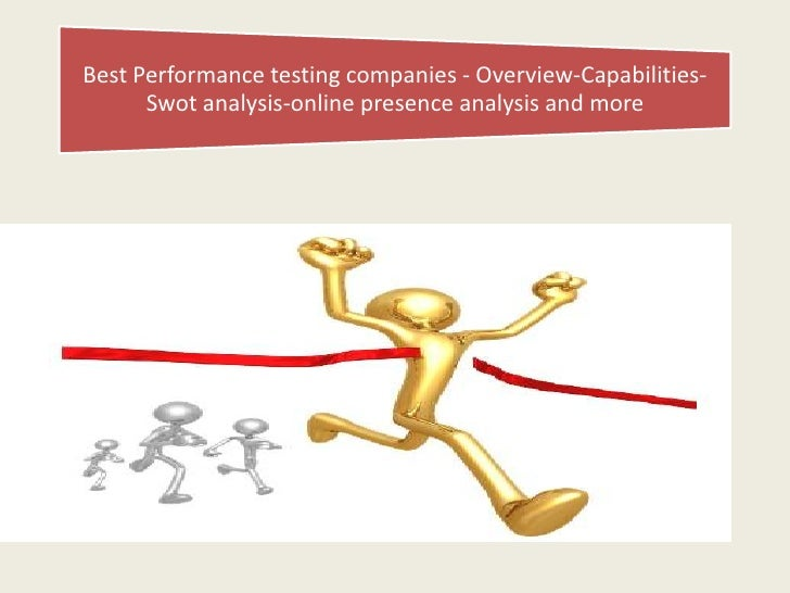 PerformanceTesting companies Competitive Analysis