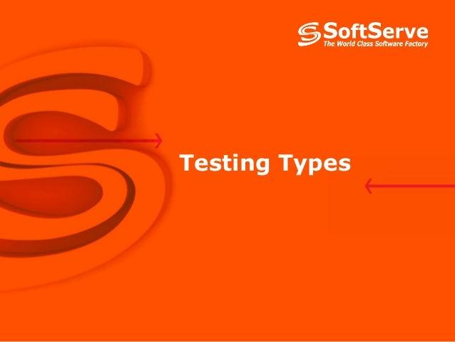 Testing types 2