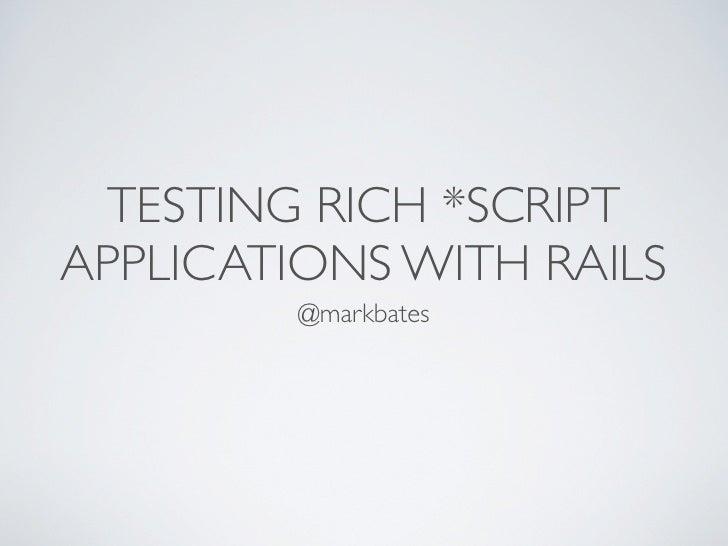 Testing JavaScript/CoffeeScript with Mocha and Chai