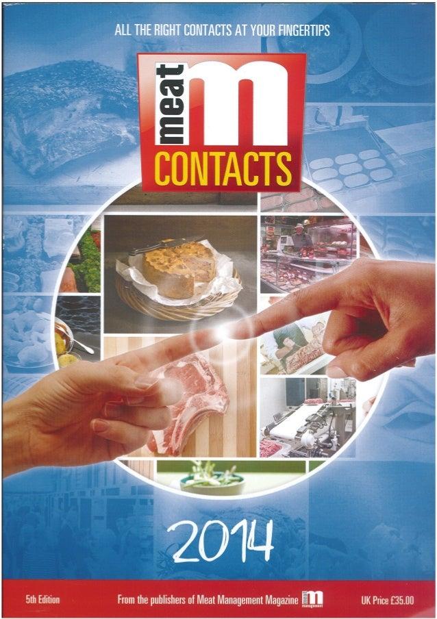 Testo (meat management) Jan 2014