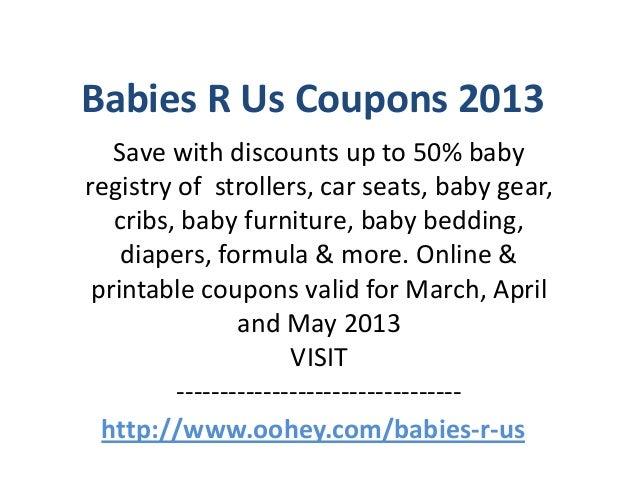 Babies r us stroller coupon code 2018