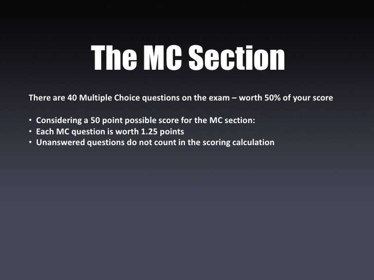 Is 81% on the 11th grade Ap English Exam (multiple choice portion) a good score?