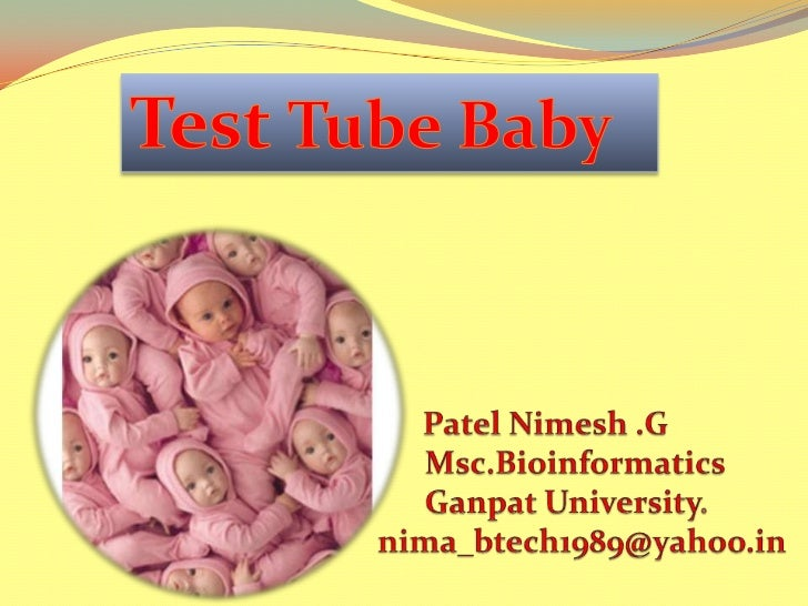 Test Tube Babies Procedure Test Tube Baby Good Morning