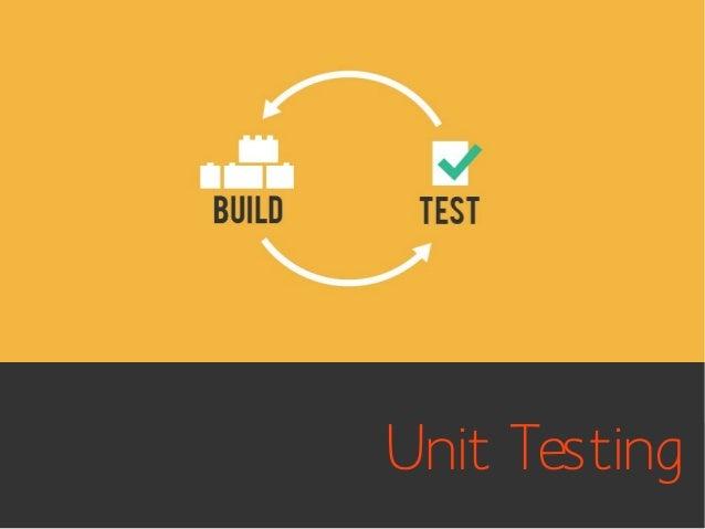 Unit Testing Testing Unit