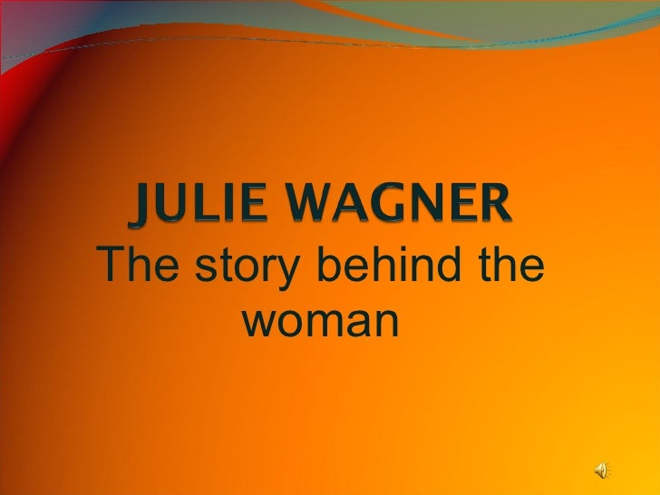 The story behind the woman