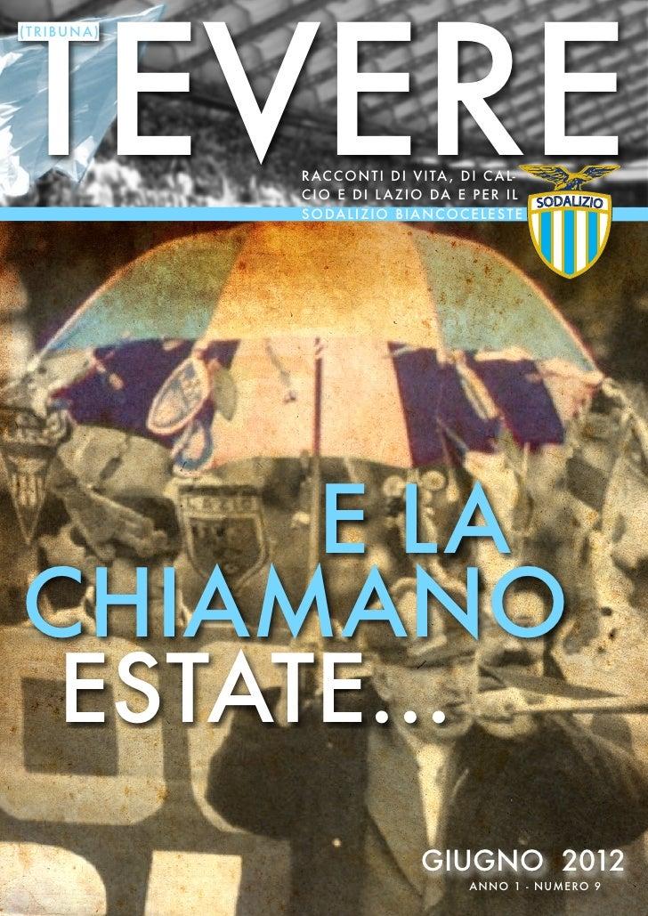 Tevere Sodalizio Lazio - giugno 2012