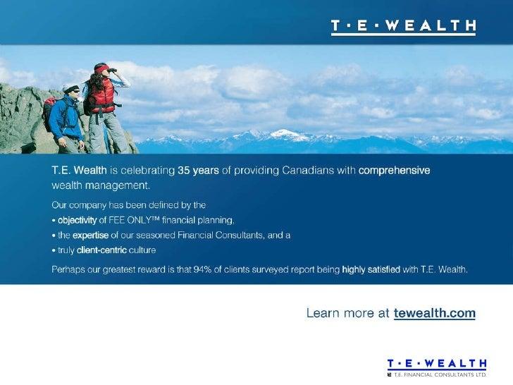 T.E. Wealth Corporate Presentation