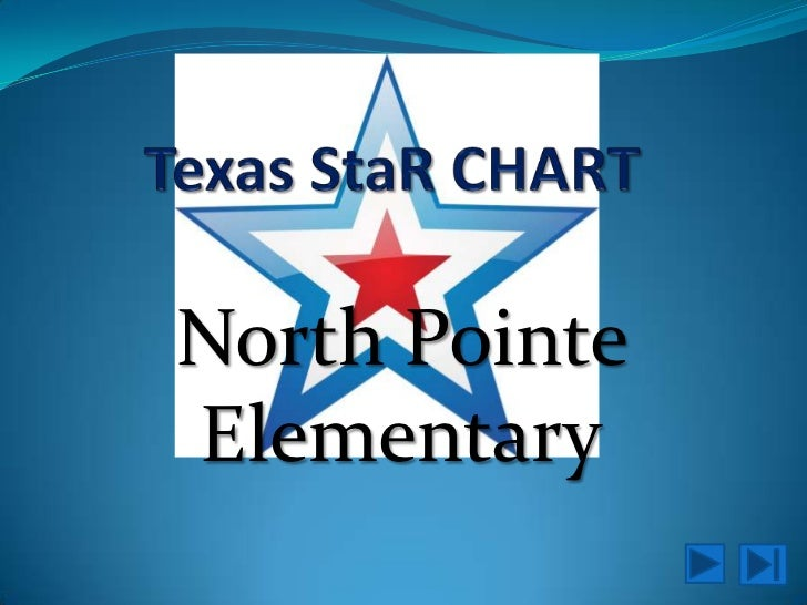 Texas StaR CHART<br />North Pointe Elementary<br />