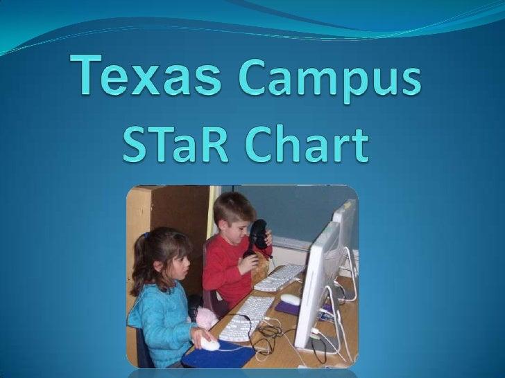 Texas Campus STaR Chart<br />