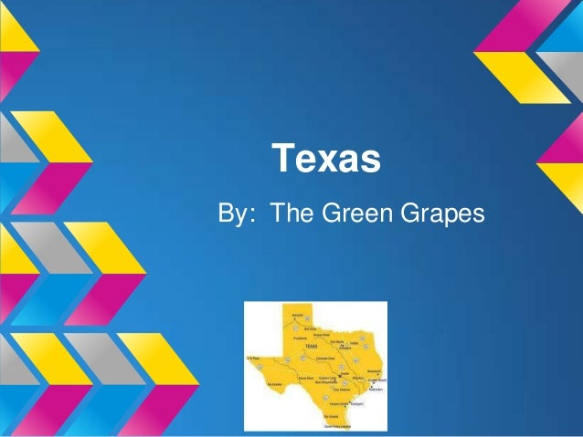 TexasBy: The Green Grapes