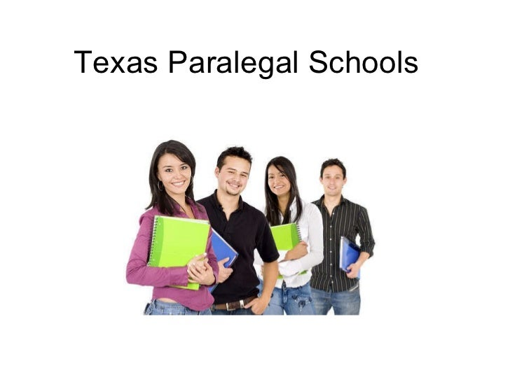 Texas Paralegal Schools