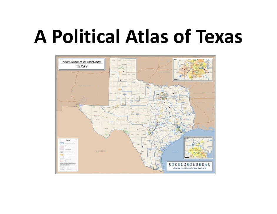 A Political Atlas of Texas