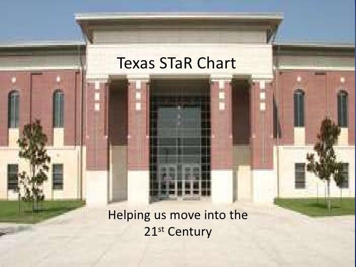 Texas S Ta R Chart