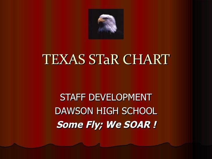 Texas STaR Chart - Dawson High School