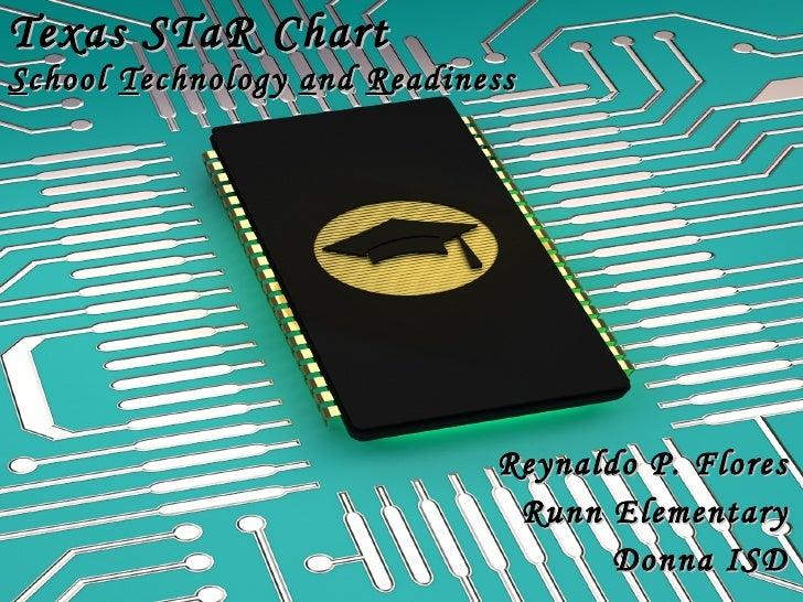 Texas STaR Chart S chool  T echnology  a nd  R eadiness Reynaldo P. Flores Runn Elementary Donna ISD