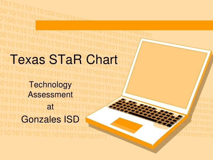Texas STaR Chart<br />Technology Assessment<br />at<br />Gonzales ISD<br />