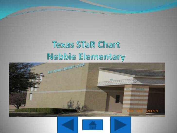 TexasSTaR ChartNebbie Elementary<br />