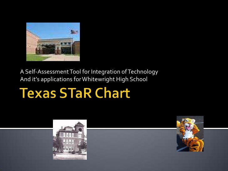 Texas STaR Chart<br />A Self-Assessment Tool for Integration of Technology <br />And it's applications for Whitewright Hig...