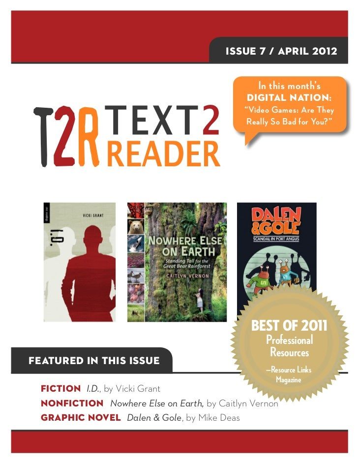 Text2Reader Sample Issue