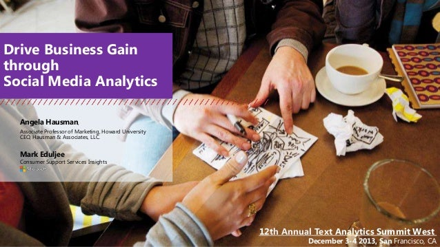 Building the Business Case for Text Analytics