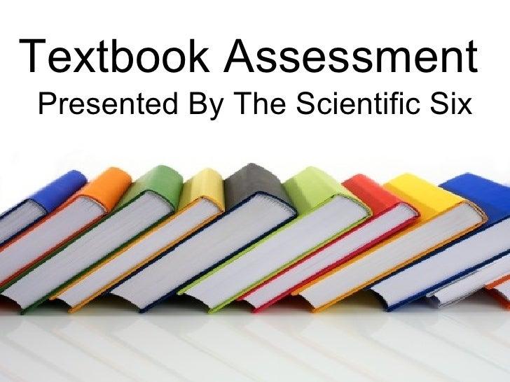 Test Assessment