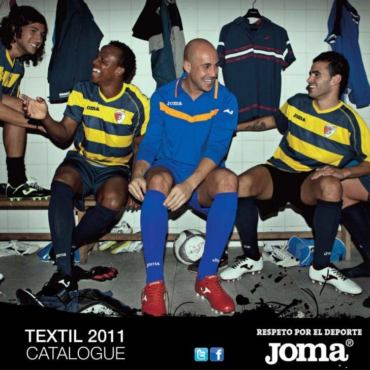 Catálogo Textil 2011