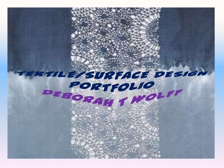 Textilesiurfacedesignportfolio