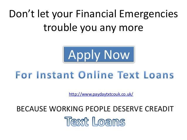 ukinstanttextloans.co.uk - Text Loans, Payday Text Loans ... - Uk ...