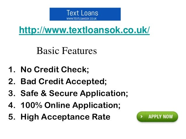 Instant text loans lenders - about cars