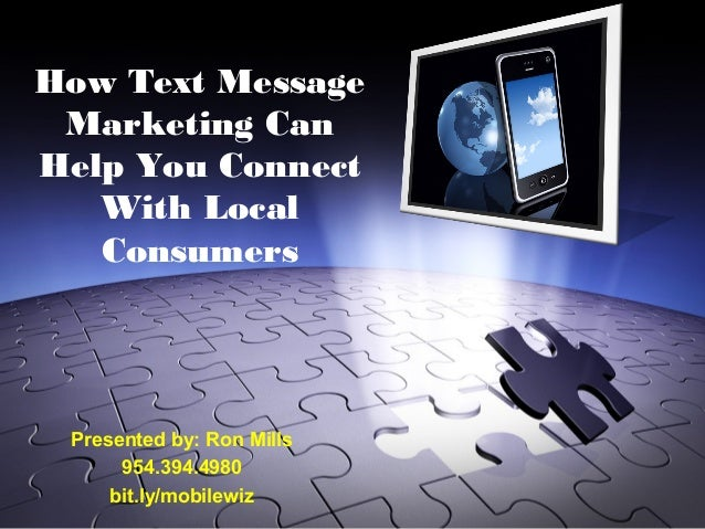 Using Text Messaging in you Business