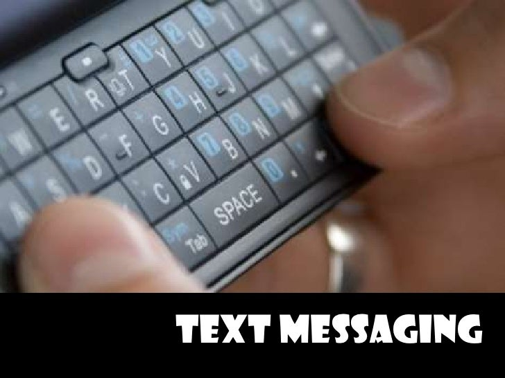 Text Messaging<br />
