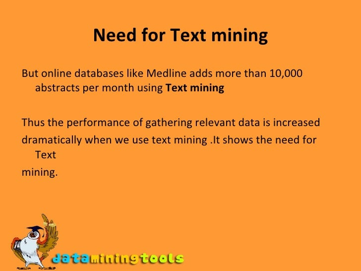 text mining research paper