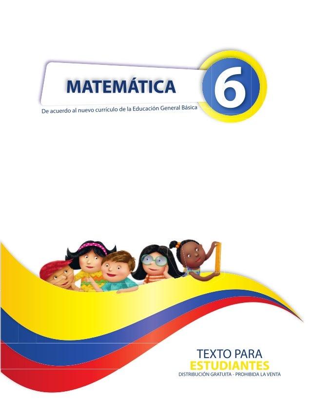 Texto del-estudiante-matematicas-6to-egb