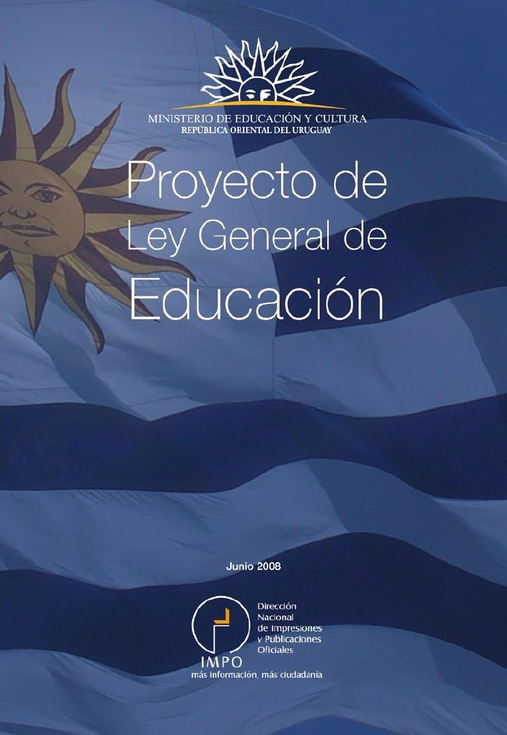 Texto Completo Ley Educacion