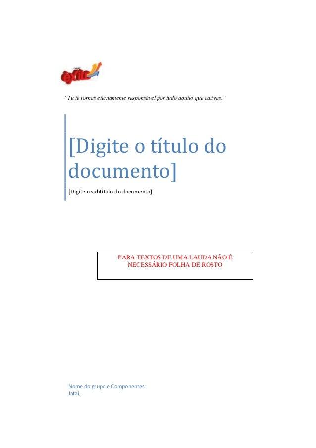 Texto formatado para pesquisa