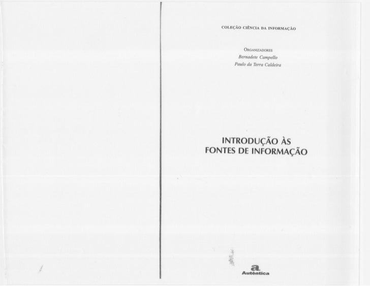 Texto para as aulas da disciplina unidades de informacao   bibliotecas