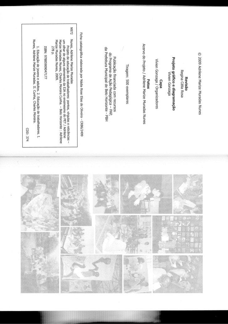 Texto projeto de educação de trabalhadores   grupo 2 - dia 08 de novembro