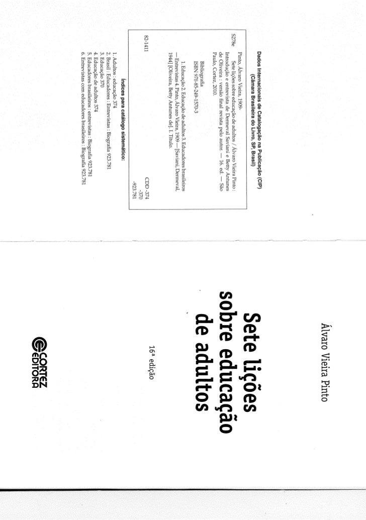 Texto sete lições 6 dia 15 e 22 de agosto