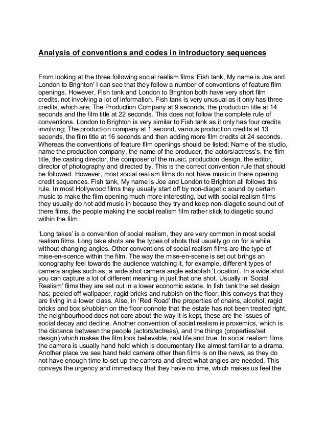 Film Essay Introduction Examples   Film analysis essays   ayUCar com The help film review essay