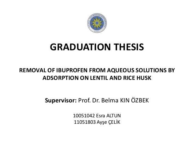 adsorption thesis