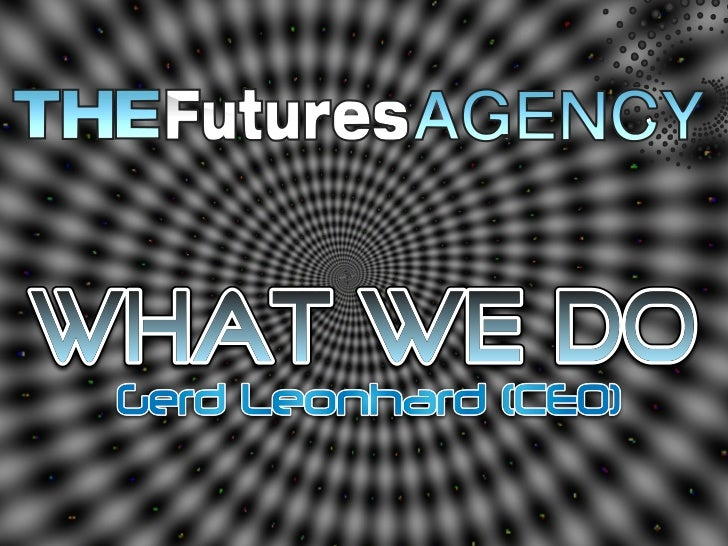The Futures Agency