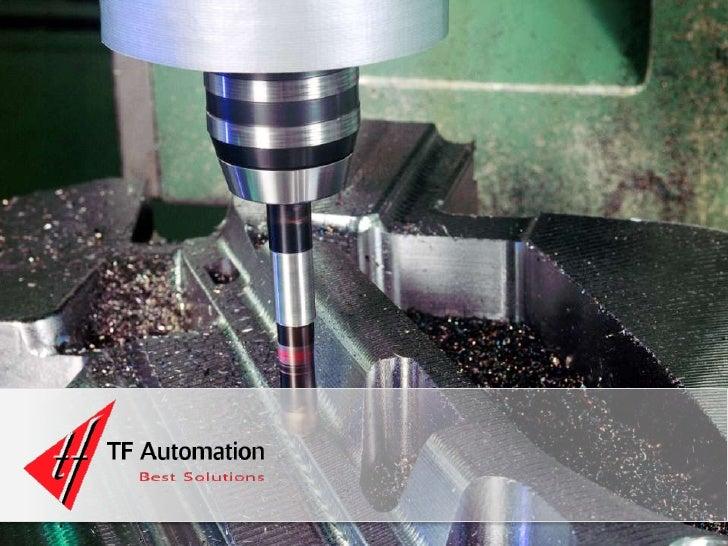 Tf Automation machine building